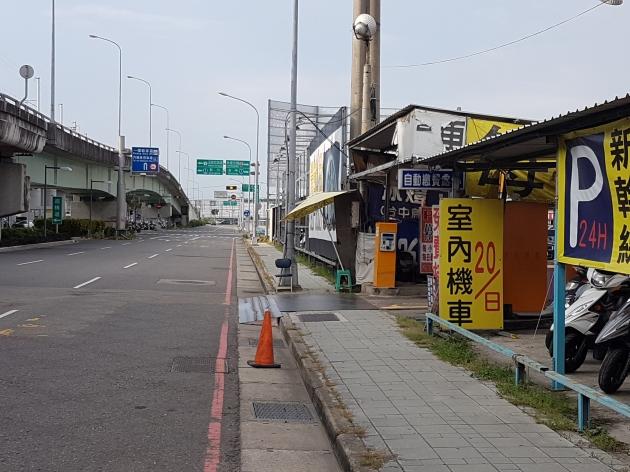五都、台灣高鐵停車場(本場) 8