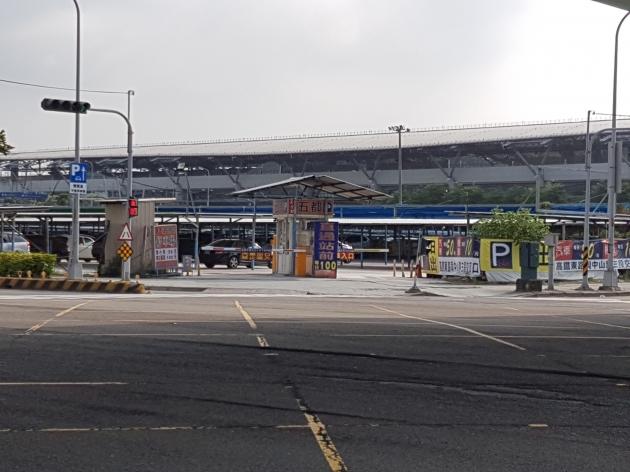 五都、台灣高鐵停車場(本場) 4